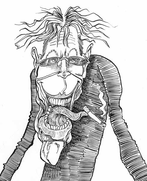 Archetyp #1: Der  Immerwitzig / The Always Funny Guy