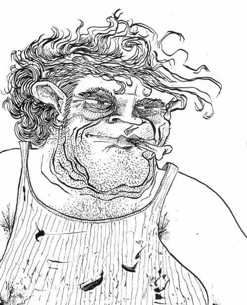 Archetyp # 3: Das Nesthäckchen / The Nestling