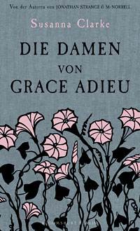 COVER (dt.): »Die Damen von Grace Adieu«
