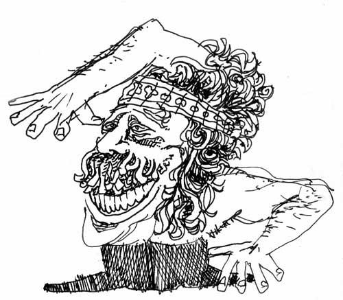 »Cthulhu-Koch«