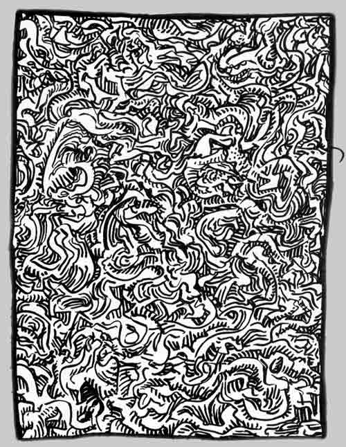 Dräuender Entropiewuschel / Dawning Entropy Curl