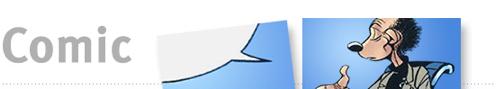 F.A.Z.: Logo »Comic-Blog«