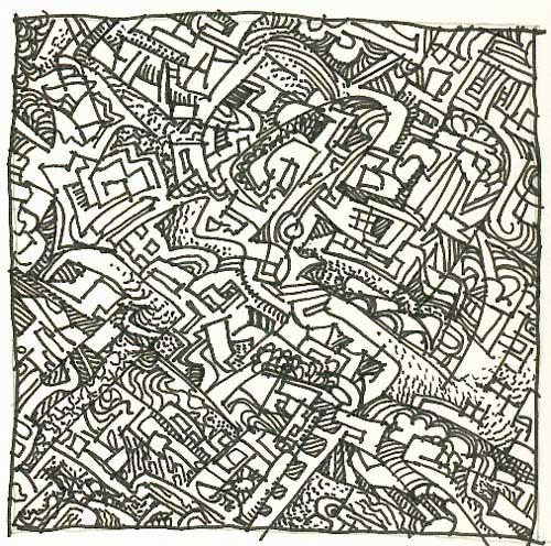 »Improscape: Stadtlandschafts-Quark«