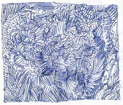 Kugelschreiber-Impro vom 17. Februar 1999