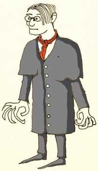 Molosovsky, ca. 16 oder 17 Jahre alt (Ende 80ger)