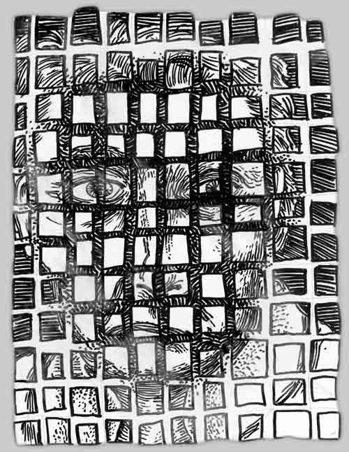Kastlkopf / Squared Visage