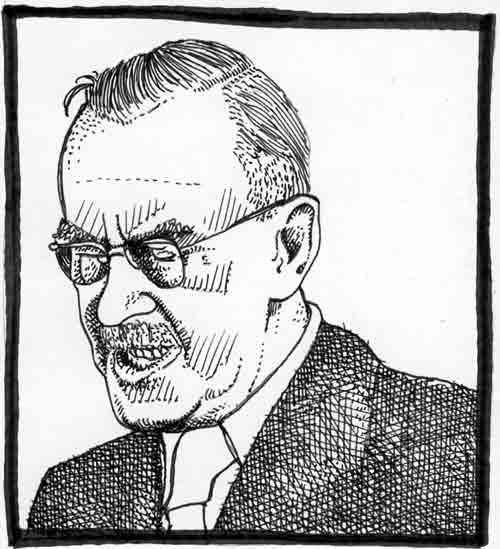 Der Bla-Bla-Meister Thomas Mann