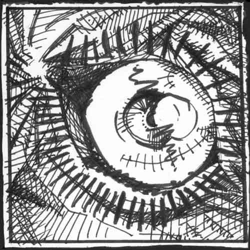 Psychoptisches Auge / Psychoptical Eye
