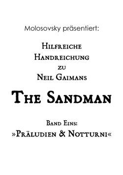 Handreiche »Sandman« 1: »Präludien & Notturni«