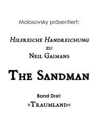»Sandman«-Handreiche