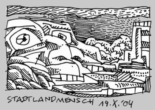 Stadt Land Mensch / Urbs Soil Humans