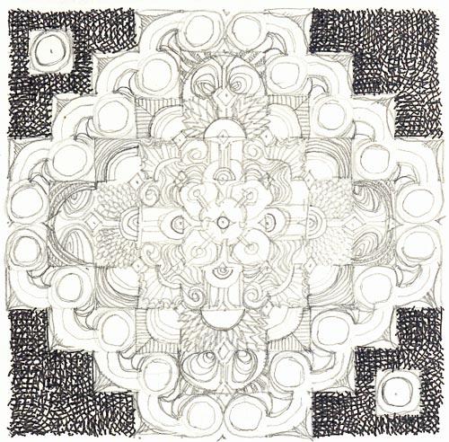 Molosovskys »Tarot-Mandala-Landarte«