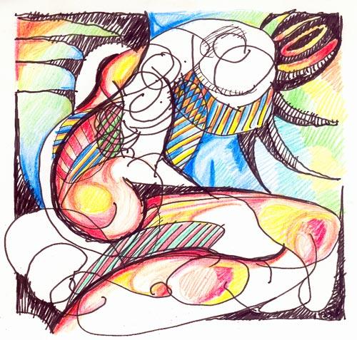 Improvisation »Basiliskinianischer Wurschtelkunst-Akt«