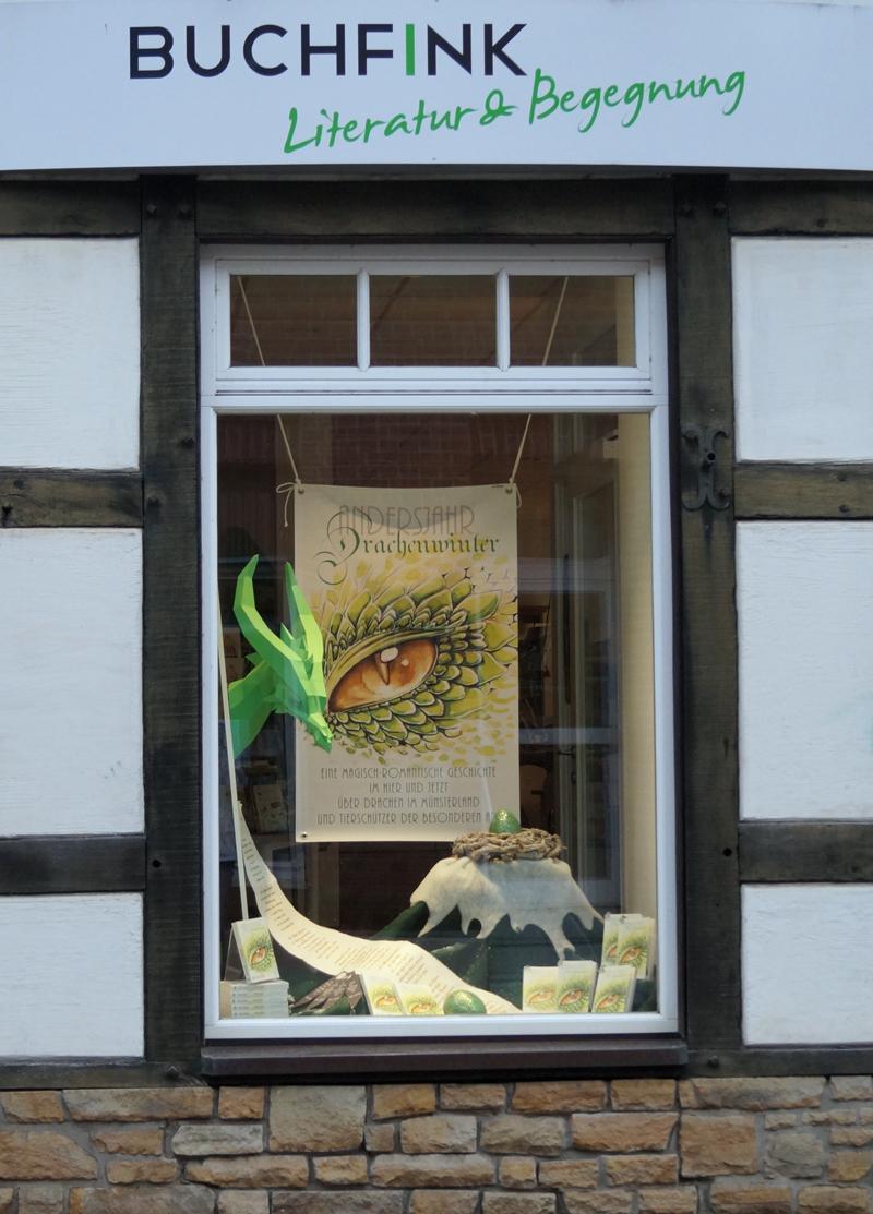 Buchhandlung Buchfink in Münster