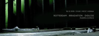 Rotterdam Irradiation MC les frotteurs 18.12.2015 Mo.ë