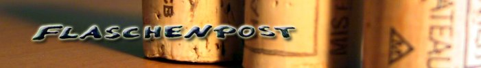 Flaschenpost - Weinblog