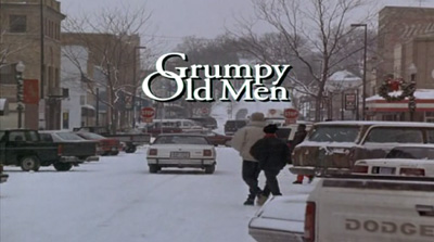 Walther Matthau/Jack Lemmon: Grumpy Old Men
