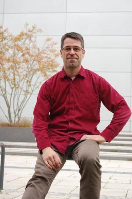 Der theoretische Chemiker Ralf Tonner. (Bild: m_)