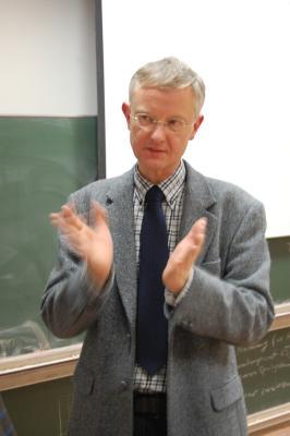 Harald Krüger vom MPI in Göttingen (Bild: m_)