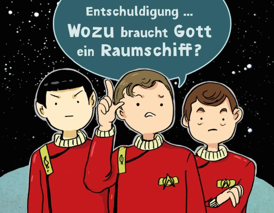 Cover von Die Philosophie in Star Trek