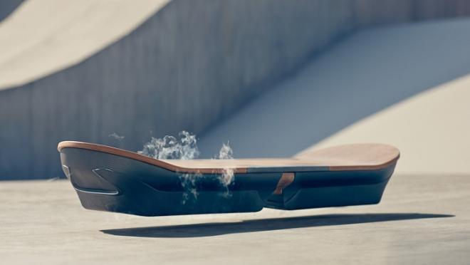 lexus slide hoverboard