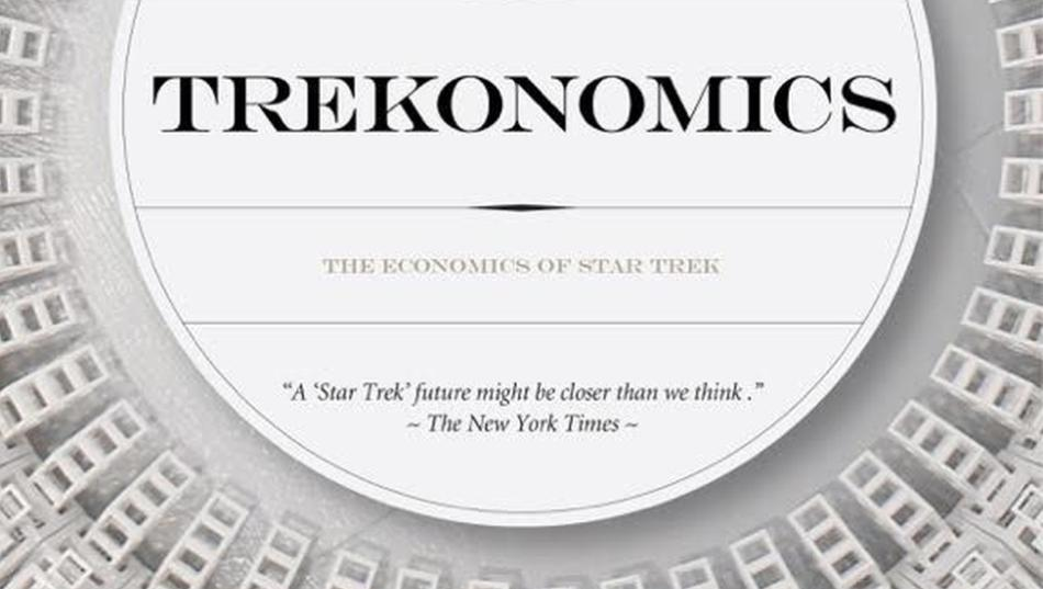 cover of trekonomics