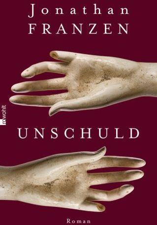 Cover von Jonathan Franzens Roman Unschuld