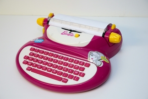 Barbie™ Typewriter