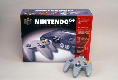 Nintendo 64 turns 20 today