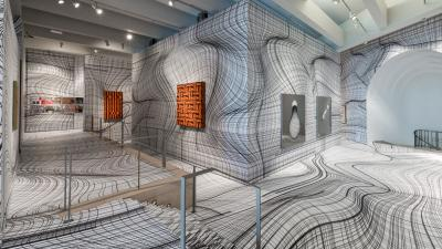 ING Art Center, Brussels, 2016
