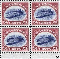 US rare post vote stamp is a fake