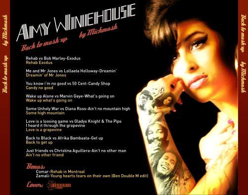 Amy Winehouse - mash-up