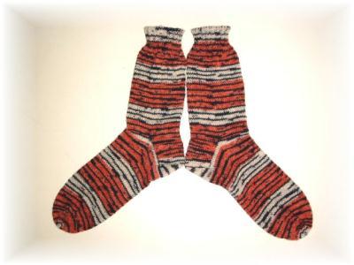 Tiger-Socken