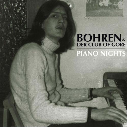 Bohren & Der Club Of Gore - Piano Nights artwork