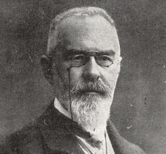 Heinrich Lammasch, Pazifist, letzter Ministerpräsident der Habsburger