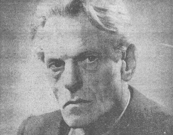 Johann Koplenig, Vorsitzender der KPÖ, Nationalratsabgeordneter, Mitgründer der 2. Republik