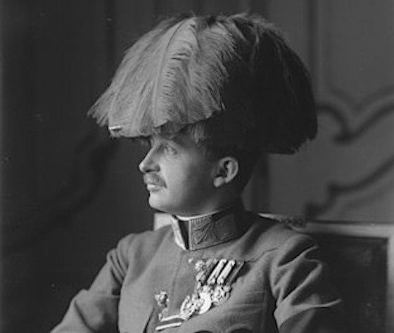 Karl I., letzter Kaiser und König der österreichisch-ungarischen Doppelmonarchie
