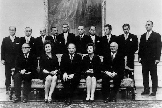Kabinett Kreisky I