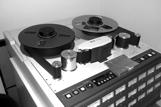 Mehrspur-Tonbandmaschine