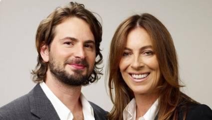 Mark Boal and Kathryn Bigelow