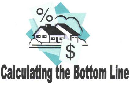 Calculating the bottom line