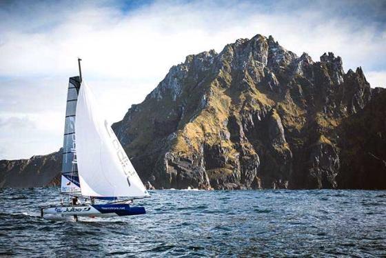 Kap Horn - Segelboot