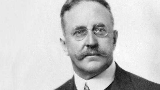 Franz Dinghofer, Präsident der PNV und KNV