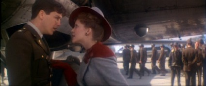The Lieutenant is searching for l'amour.  &lt;br class='helma-format' /&gt;<br class='helma-format' /> She is Donna Stratton, an absolute godess
