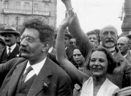 Friedrich Adler - Sozialist, Kriegsgegner, Attentäter, Held, Internationalist