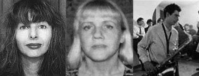 Gudrun, Ruth and Karl