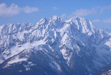 Berge um Heiligenblut
