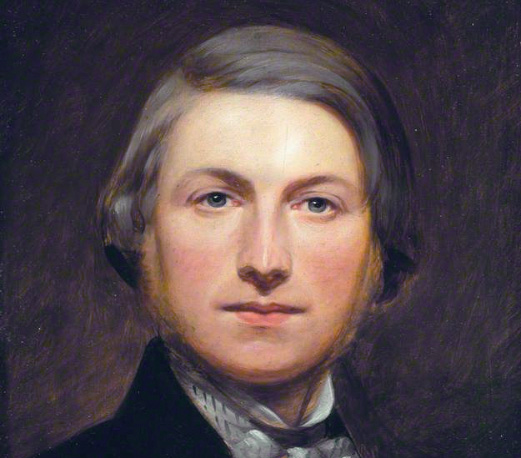 George W. in younger years