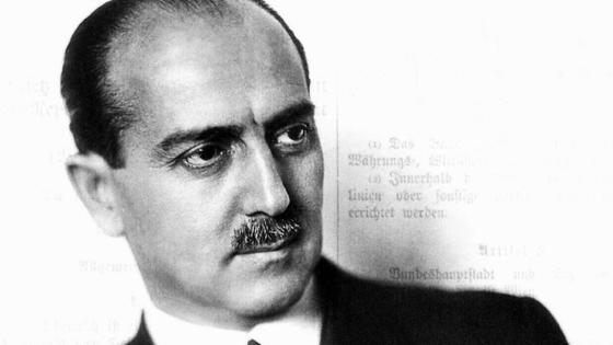 Hans Kelsen, Hauptautor der österreichischen Verfassung