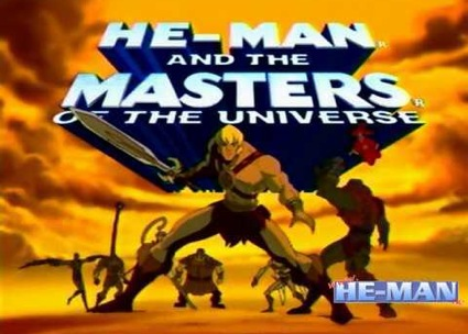 At least boys can still dream of being the masters of the universe